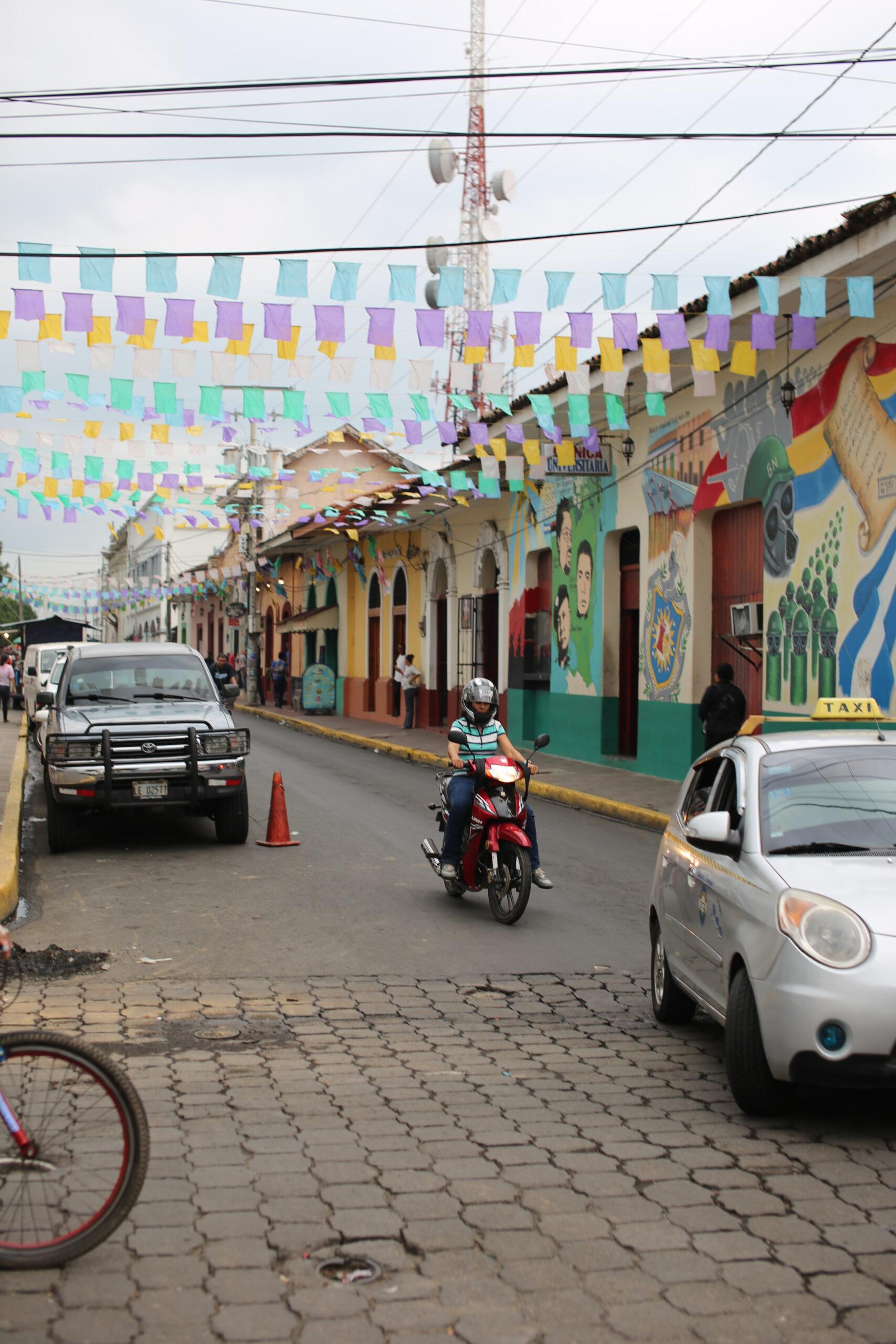 Festival en Honduras brigade